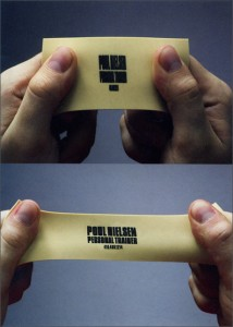 Six Ways to Advertise Your Brand With Your Business Card